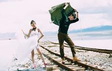 【茶卡盐湖】总监定制拍摄❤3对1服务❤先拍后付