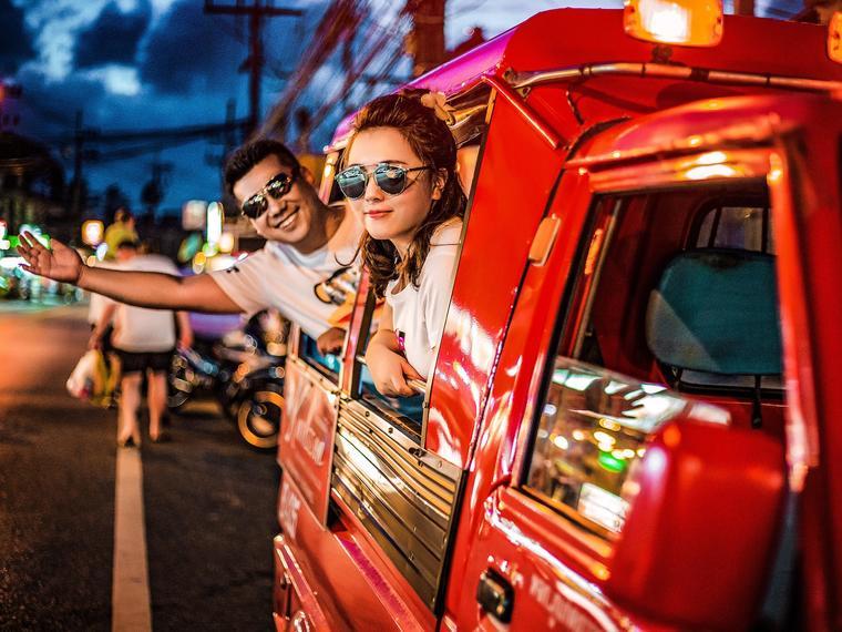 泰国普吉岛8服8造客片欣赏