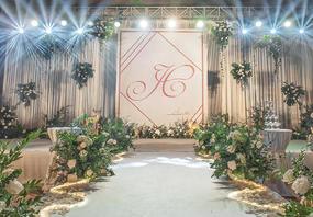千寻婚礼之《温馨之夜》创意主题婚礼