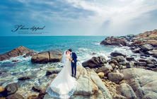 产品包邮,海天一线、婚礼现场、礁石钢琴任拍