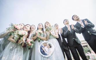 贰拾摄Vision总监单机位婚礼跟拍摄影