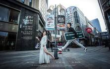 给你买包,带你逛街,领你去伊丽莎白拍最酷的婚纱照