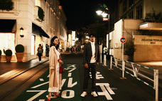 【东京原宿夜拍】在原宿,你与我化身为时尚男女