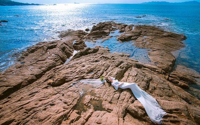 帆映像婚纱摄影【真实客照】展示--鲁新楠夫妇