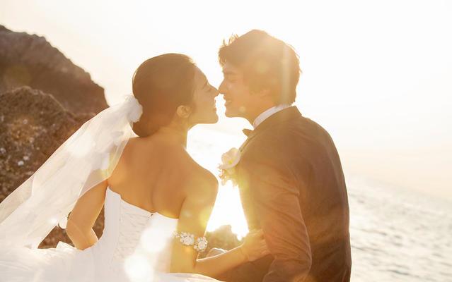 深圳团购婚纱照哪家拍的好 婚纱照欣赏