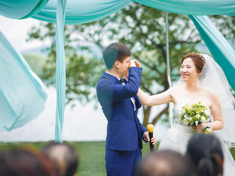 今零婚礼纪实摄影_总监双机(今零本人拍摄)