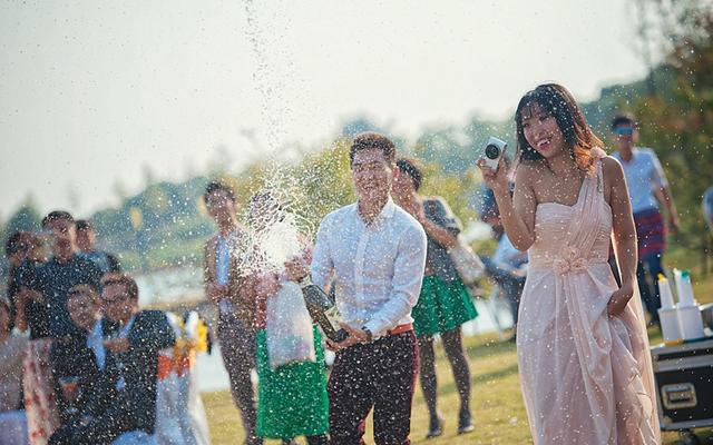 拾间婚礼摄影-你有多好,只有我知道