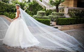 蔷薇之恋婚纱礼服定制工作室支持来图定制婚纱