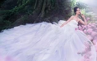 绵阳角色时尚婚纱摄影 皇冠无忧套餐