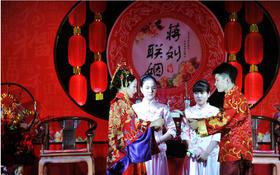 <VIKY新娘造型>中式婚礼现场篇