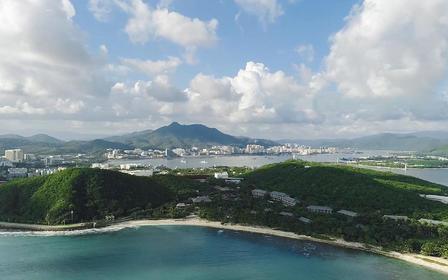Bestime丨 三亚海岛 航拍定制旅行微电影