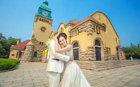 帆映像婚纱摄影【真实客照】--张洪林夫妇