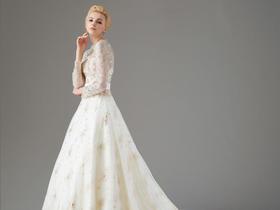MarryMe|[三套华服]顶级定制新娘婚纱礼服套餐