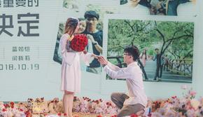 【缘鼎婚礼】空中停机坪求婚