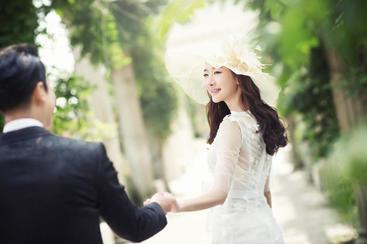韩式简约范——【逆光之夏·廊】