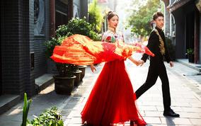 【潘朵拉】网红同款+拍遍古都西安+十服十造