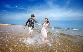 【洛伦婚纱摄影】—全球旅拍·三亚站【海湾银滩】