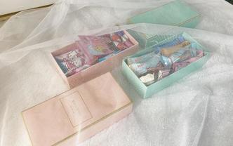 「喜时·喜礼」简约纯色喜糖盒