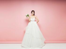 鹭岛女王韩式内景婚纱照