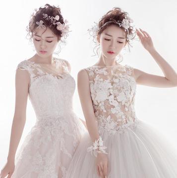 【凯瑟琳婚纱造型】总监级化妆师