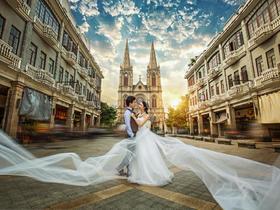 1820影像-广州婚纱之旅-总监级摄影+化妆
