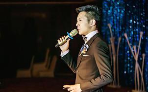 文俊—全国婚礼主持人大赛金奖(西安市内主持)