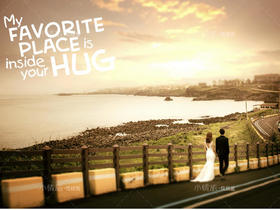 小情旅全球蜜月旅行、婚纱摄影韩国济州岛无忧旅拍