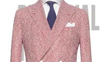 【男士婚纱礼服】全球限量款 意大利最具时尚面料量体定做