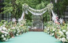 『蒂琳婚礼企划』精致小清新户外含四大+即拍即影