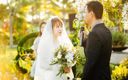 三亚婚礼摄像,首席摄像师全程拍摄