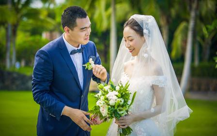 【组合】单机位婚礼跟拍+婚礼跟妆,全程跟拍、跟妆