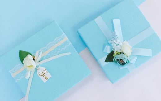 【之昂知礼】Tiffany蓝系列喜糖喜礼!
