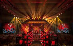 《肖吴联姻》 汉式的婚礼的庄重*唐风的古韵的贵气