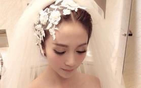 婚礼造型化妆