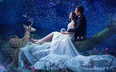 因为有星,夜才不会黑暗。