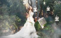 【韩式婚纱照】露娜小姐第二季