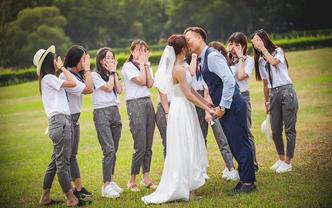 『麦琪印象』总监双机位婚礼电影