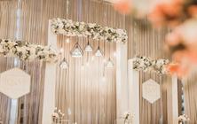 【雅媛婚礼】年度流行系列香槟色大理石含四大金刚