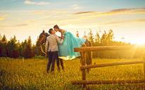 【韩式婚纱照】时光恋人涌动的爱套系