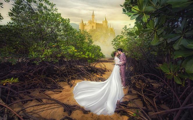 【巴厘岛】南纬8°丨婚礼仪式、苏鲁班悬崖、博物馆