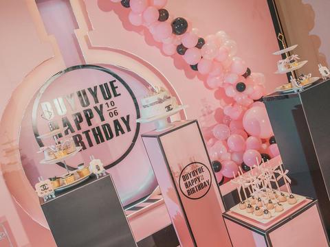 【Birthday party】洲际酒店生日宴