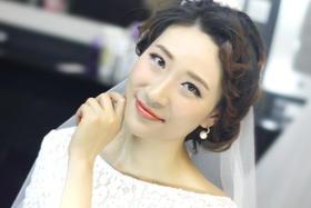 【恋妆造型】总监Fiona老师16年4月22试妆