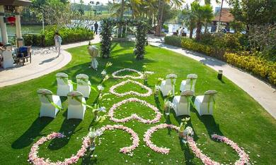 马年收官之作——亚龙湾维景酒店婚礼