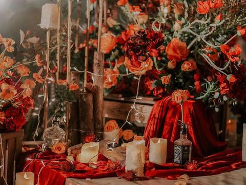 《秋韵风情》温暖橘色系 人气套餐