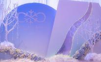 【梦幻婚礼】-轻盈的雪