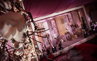 【婚礼日记策划】淡粉色中式系列-粉色唯美素雅