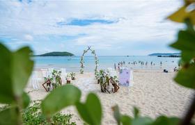【糖果海外婚礼】三亚 | 沙滩婚礼