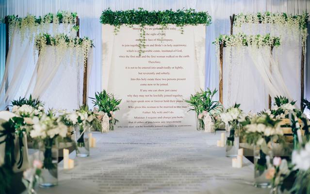 【喜鹊婚礼】主题婚礼-迪凡之声