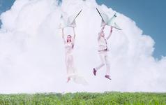 【自然风】插上梦想的翅膀,让爱飞起来