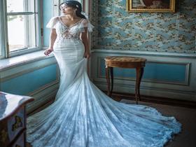 瑞莎贝拉高级婚纱礼服 奢华VIP租赁套餐